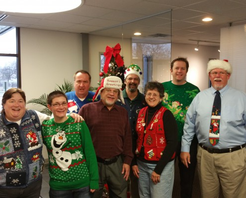 Ugly Sweater Contest4_2016